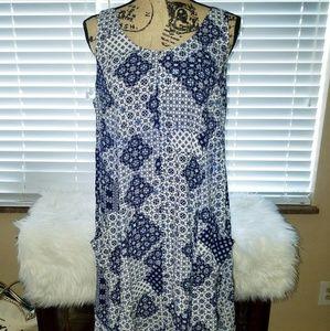 NANETTE LEPORE BOHO DRESS